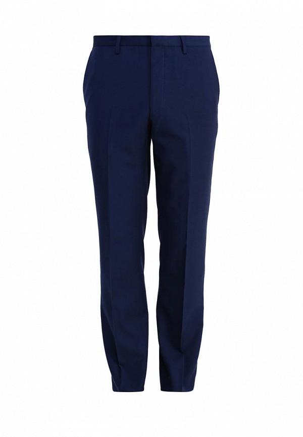 Мужские классические брюки Burton Menswear London 02S06HBLU