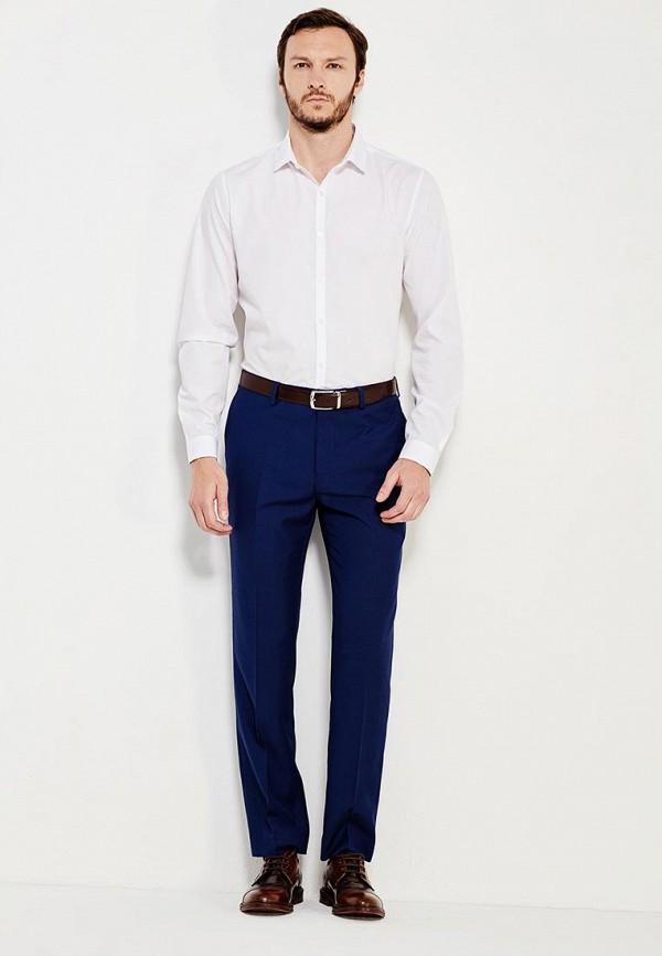 Мужские классические брюки Burton Menswear London 02S06HBLU: изображение 4