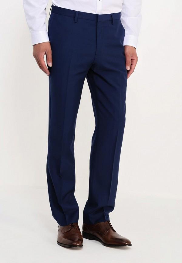Мужские классические брюки Burton Menswear London 02S06HBLU: изображение 5