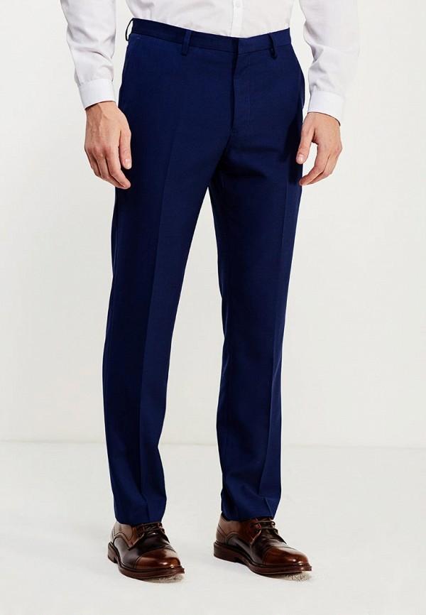 Мужские классические брюки Burton Menswear London 02S06HBLU: изображение 6
