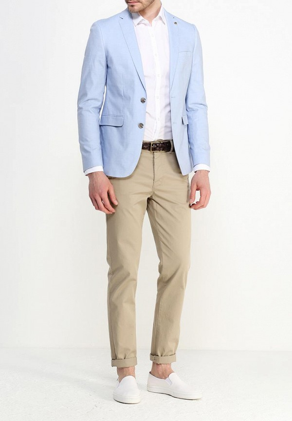 Пиджак Burton Menswear London 02S27IBLU: изображение 2