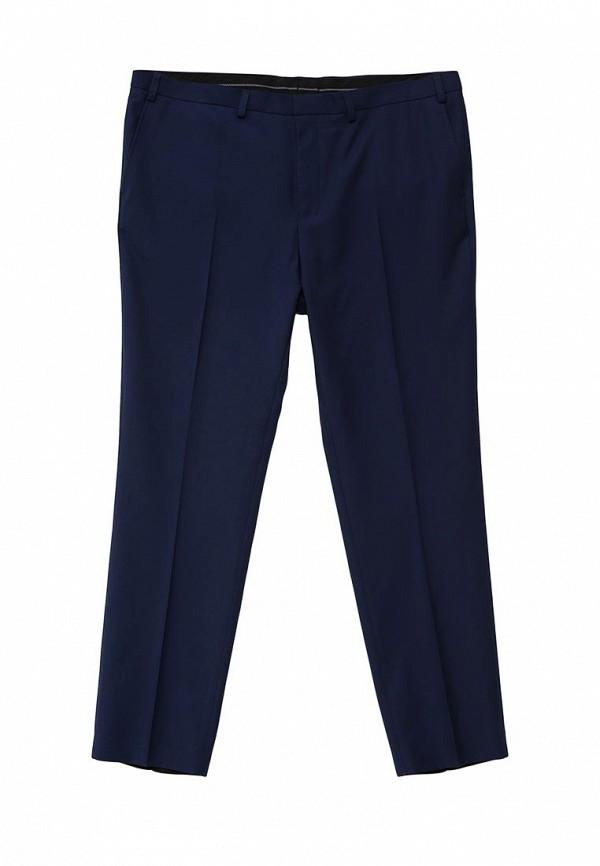 Мужские классические брюки Burton Menswear London 02S57IBLU: изображение 1