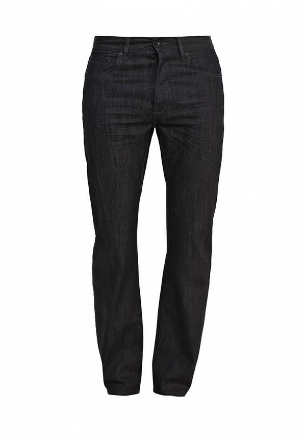 Мужские прямые джинсы Burton Menswear London 12T15IBLK
