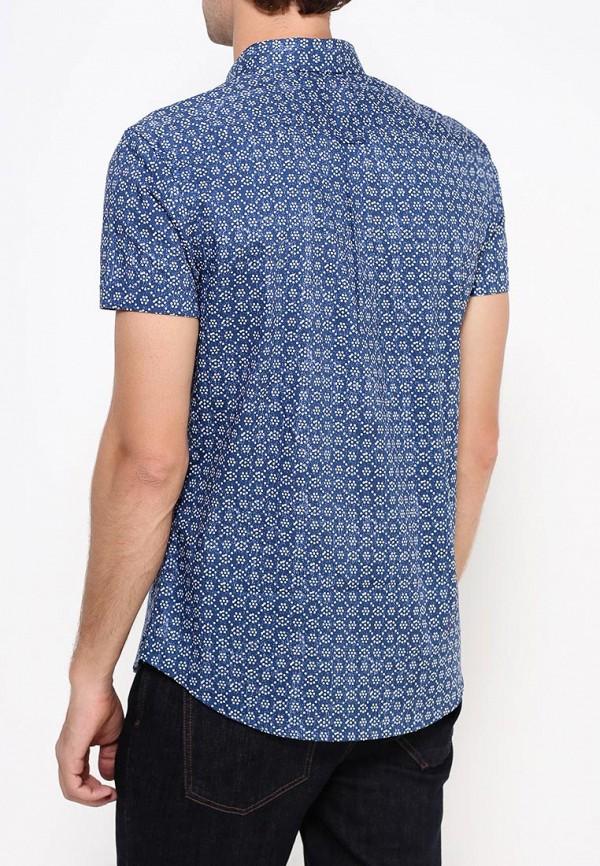 Рубашка с коротким рукавом Burton Menswear London 22P07IBLU: изображение 4