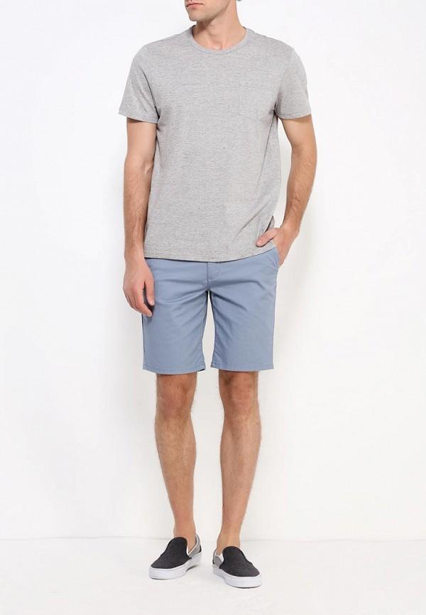 Мужские повседневные шорты Burton Menswear London 88C05IBLU: изображение 2