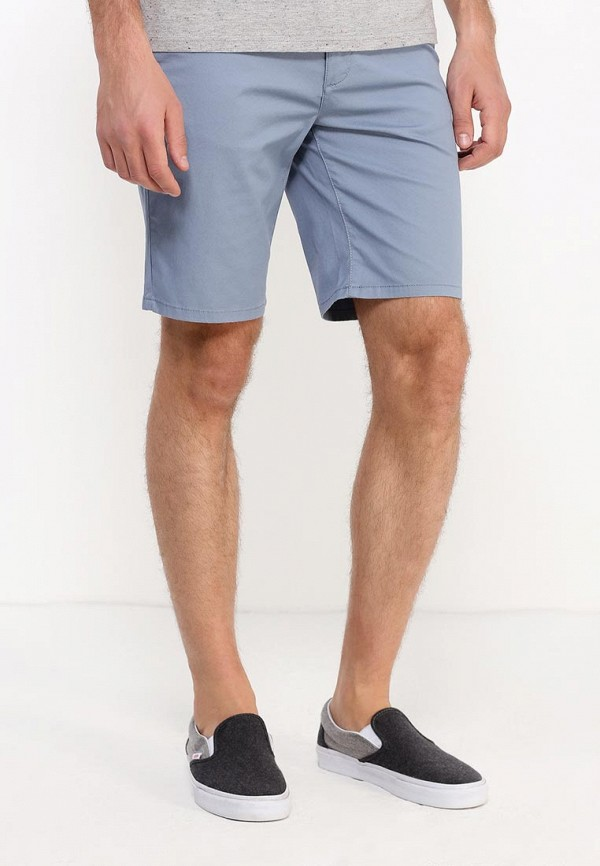 Мужские повседневные шорты Burton Menswear London 88C05IBLU: изображение 3