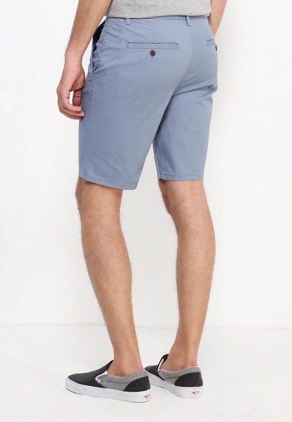 Мужские повседневные шорты Burton Menswear London 88C05IBLU: изображение 4