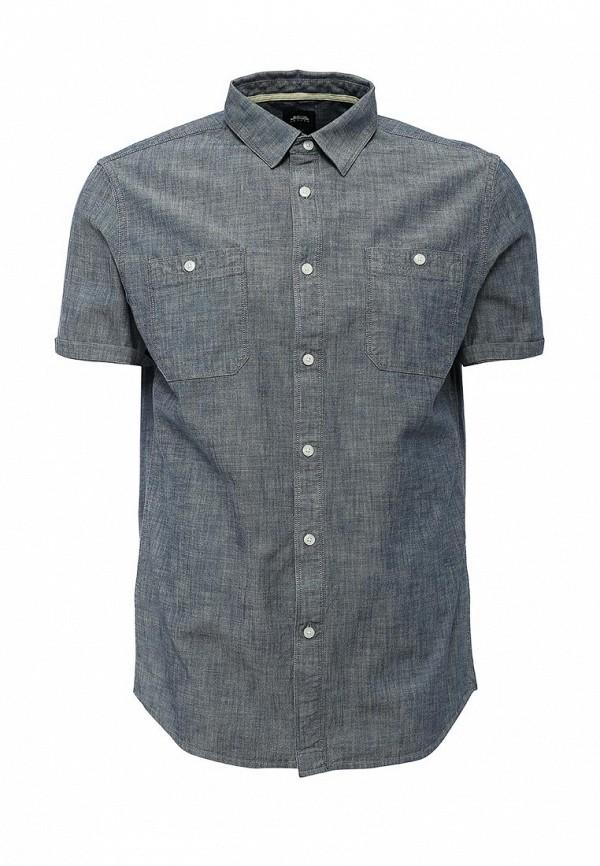 Рубашка с коротким рукавом Burton Menswear London 22D06IBLU