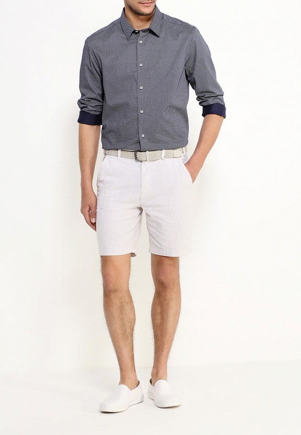 Рубашка с длинным рукавом Burton Menswear London 22P03INVY: изображение 3