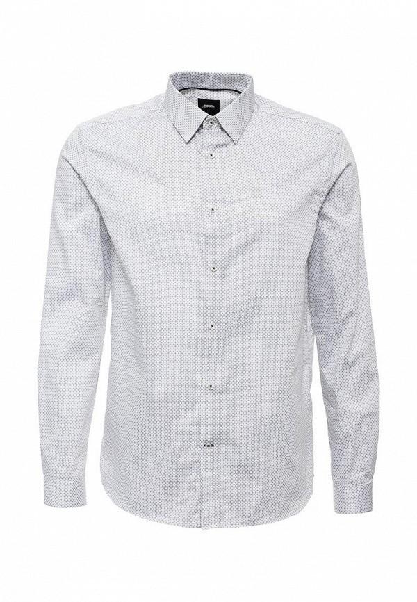 Рубашка с длинным рукавом Burton Menswear London 22P03IWHT: изображение 1
