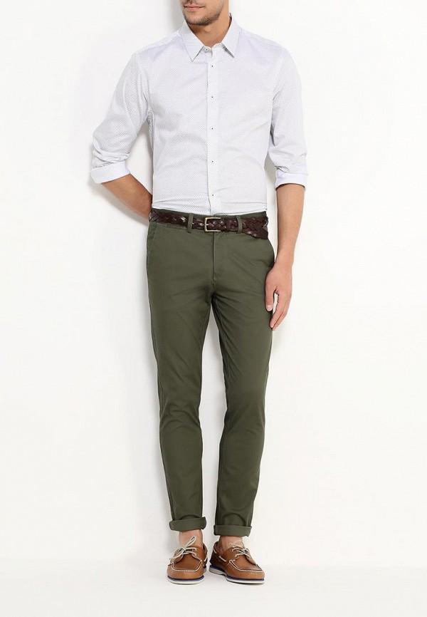 Рубашка с длинным рукавом Burton Menswear London 22P03IWHT: изображение 3