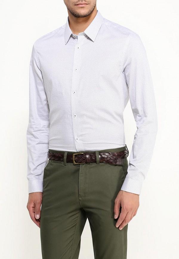 Рубашка с длинным рукавом Burton Menswear London 22P03IWHT: изображение 4