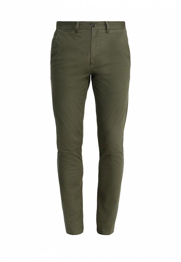 Мужские повседневные брюки Burton Menswear London 23C05HGRN
