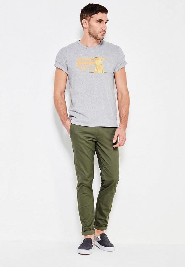 Мужские повседневные брюки Burton Menswear London 23C05HGRN: изображение 4