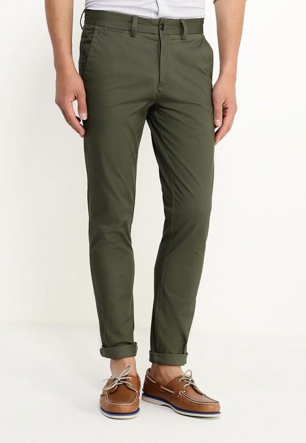 Мужские повседневные брюки Burton Menswear London 23C05HGRN: изображение 5