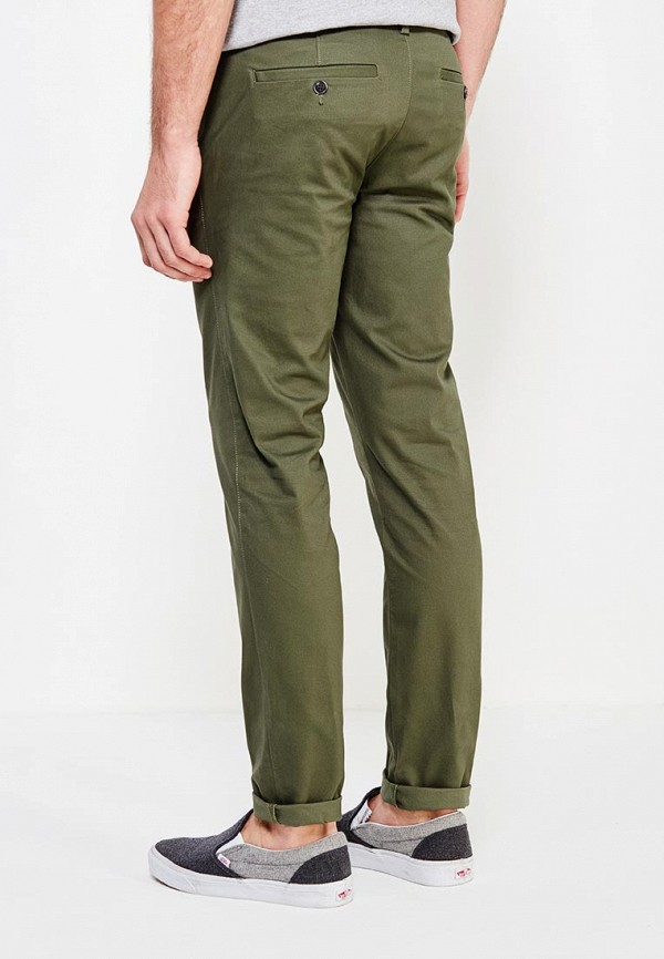 Мужские повседневные брюки Burton Menswear London 23C05HGRN: изображение 8