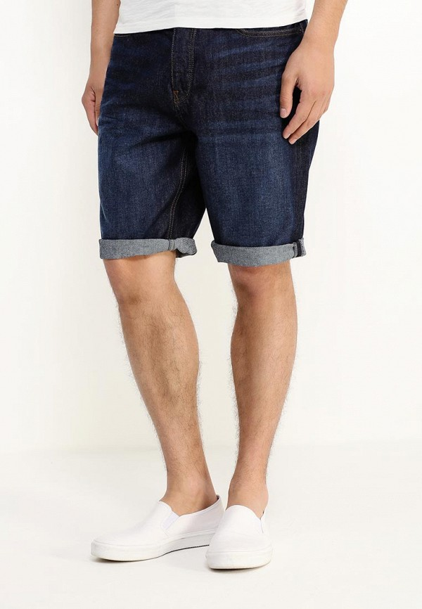 Мужские повседневные шорты Burton Menswear London 88D14IBLU: изображение 3