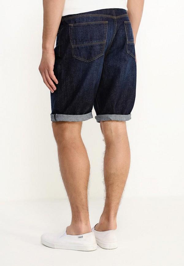 Мужские повседневные шорты Burton Menswear London 88D14IBLU: изображение 4