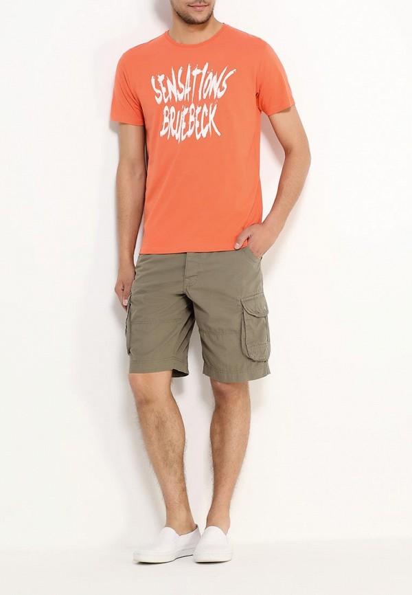 Мужские повседневные шорты Burton Menswear London 88G01IKHK: изображение 2