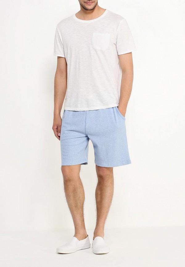 Мужские спортивные шорты Burton Menswear London 88J05IBLU: изображение 2