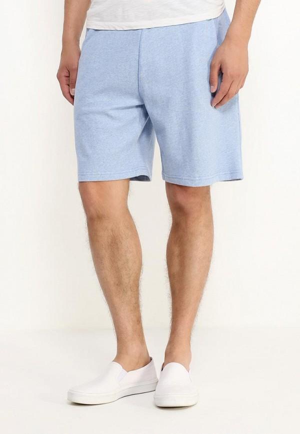 Мужские спортивные шорты Burton Menswear London 88J05IBLU: изображение 3