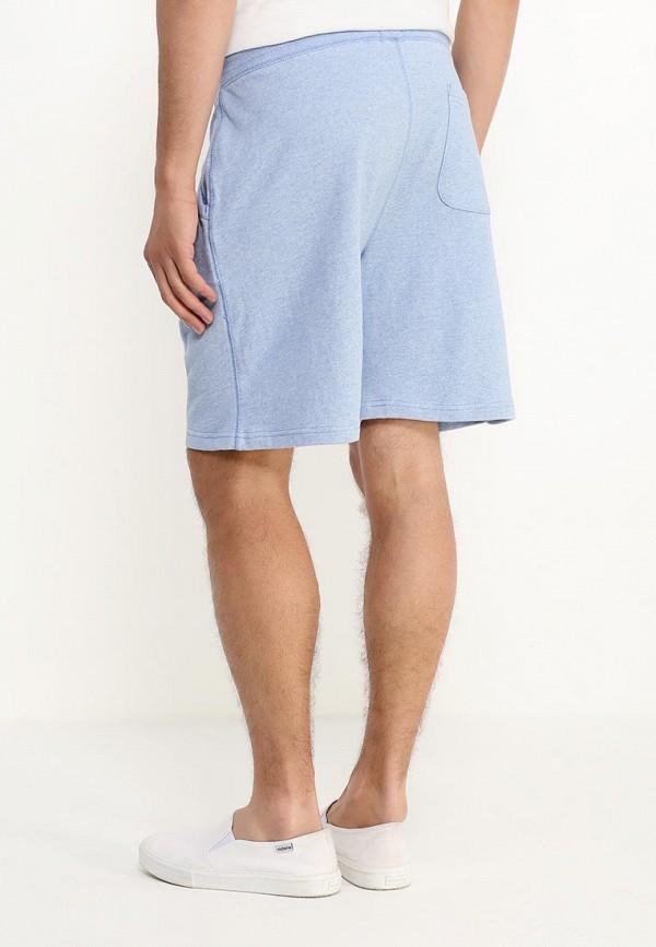 Мужские спортивные шорты Burton Menswear London 88J05IBLU: изображение 4