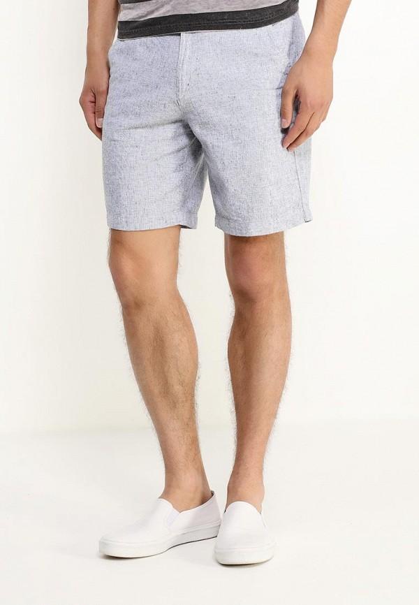 Мужские повседневные шорты Burton Menswear London 88S04IBLU: изображение 3