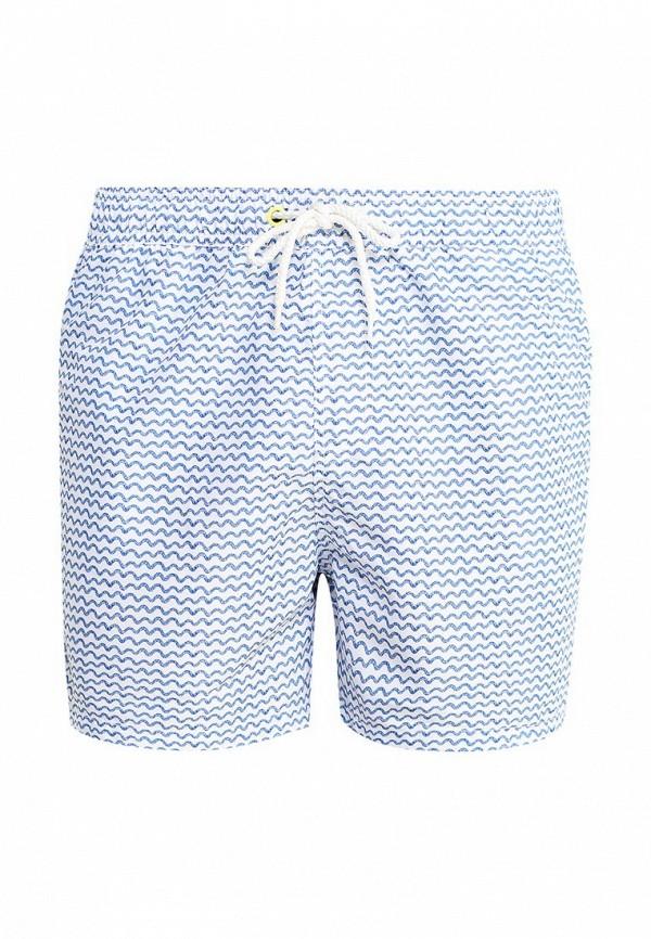 Мужские шорты для плавания Burton Menswear London 88W04IBLU: изображение 1