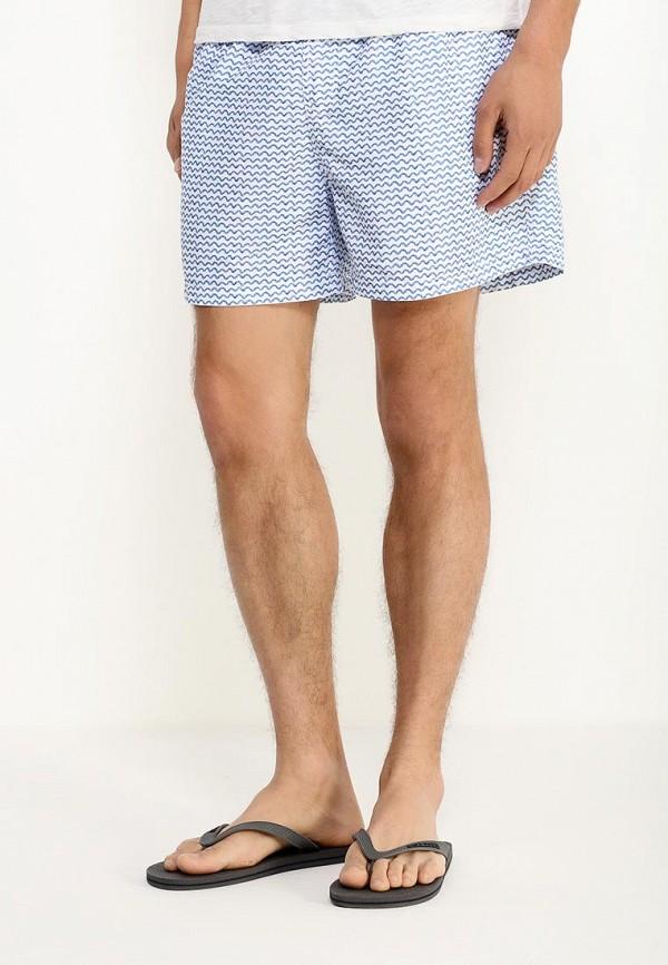 Мужские шорты для плавания Burton Menswear London 88W04IBLU: изображение 3