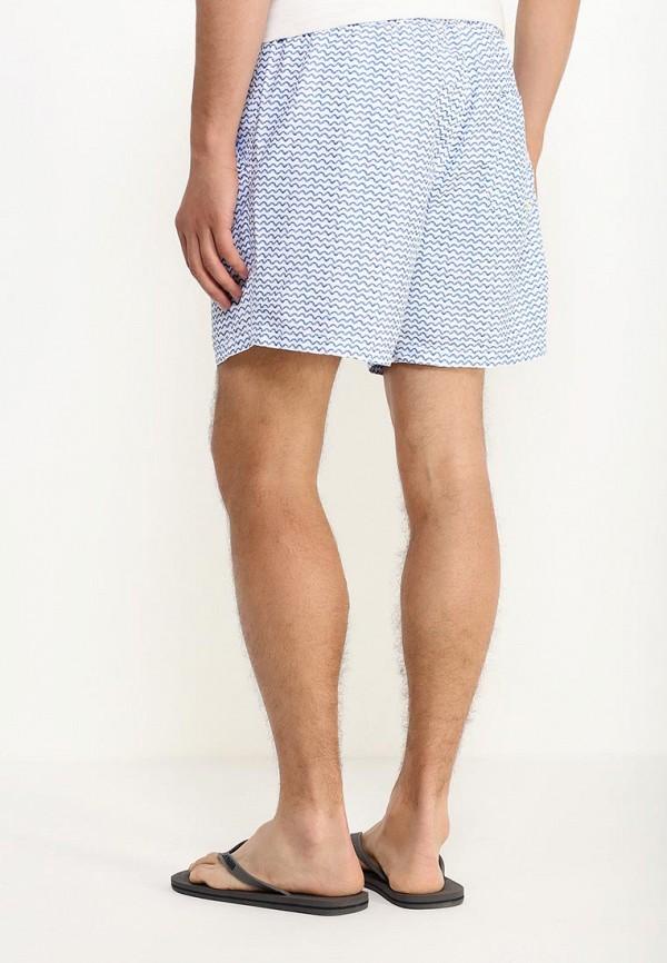 Мужские шорты для плавания Burton Menswear London 88W04IBLU: изображение 4
