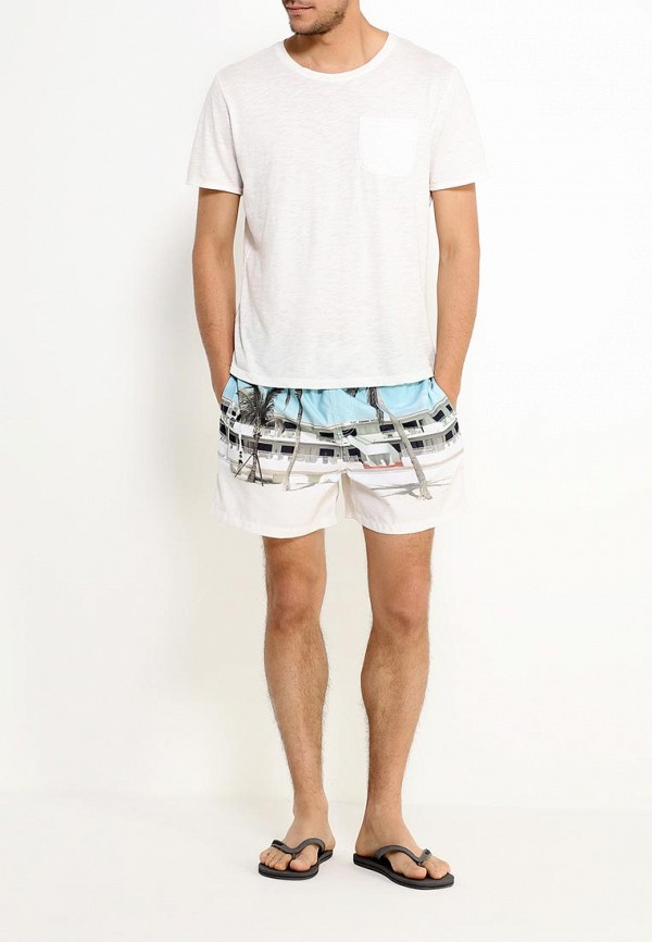 Мужские шорты для плавания Burton Menswear London 88W07IBLU: изображение 2