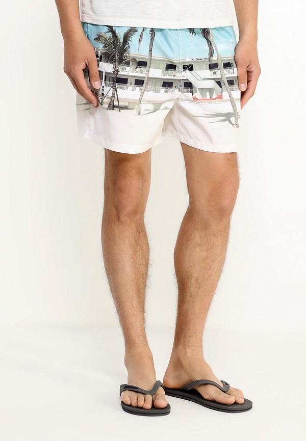 Мужские шорты для плавания Burton Menswear London 88W07IBLU: изображение 3
