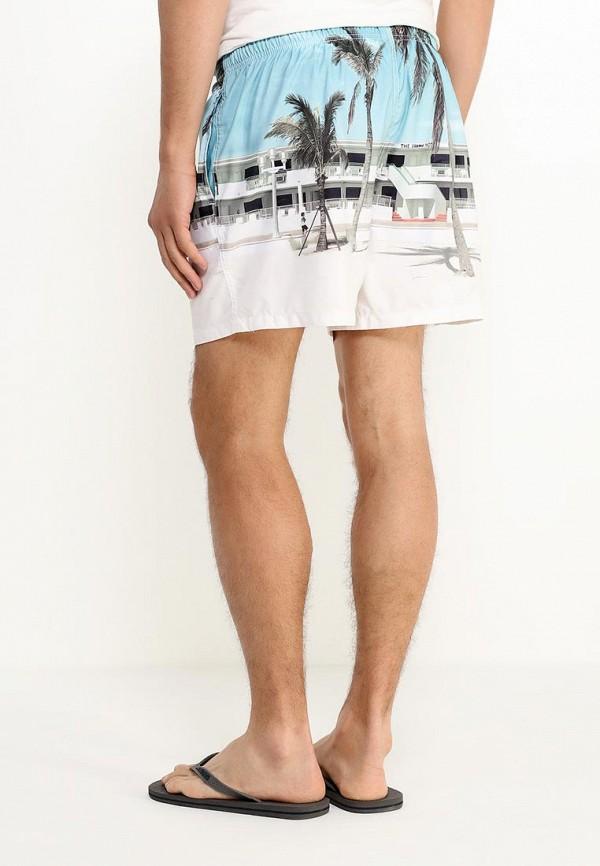 Мужские шорты для плавания Burton Menswear London 88W07IBLU: изображение 4