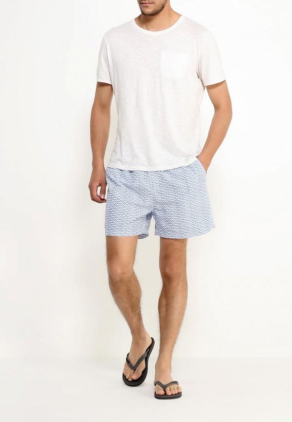 Мужские спортивные шорты Burton Menswear London 88W08IBLU: изображение 2