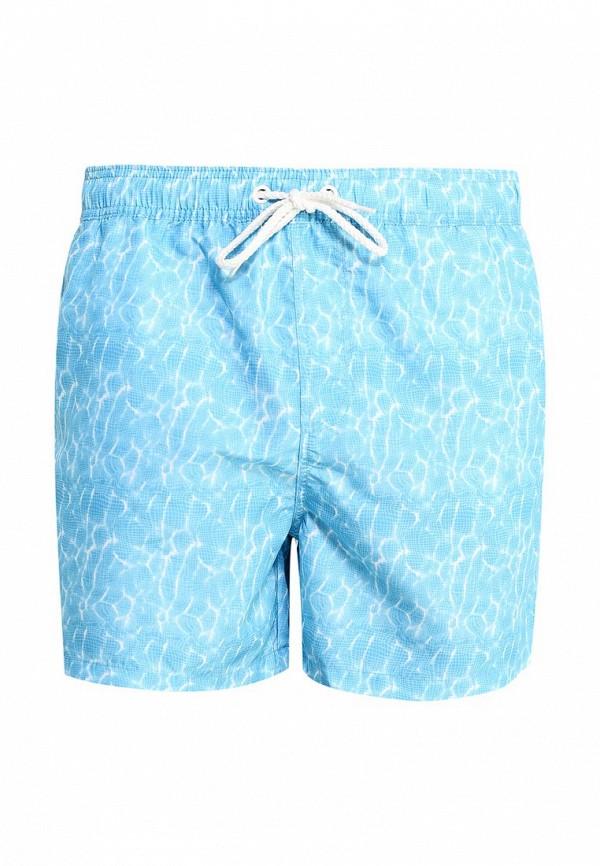 Мужские шорты для плавания Burton Menswear London 88W09IBLU: изображение 1