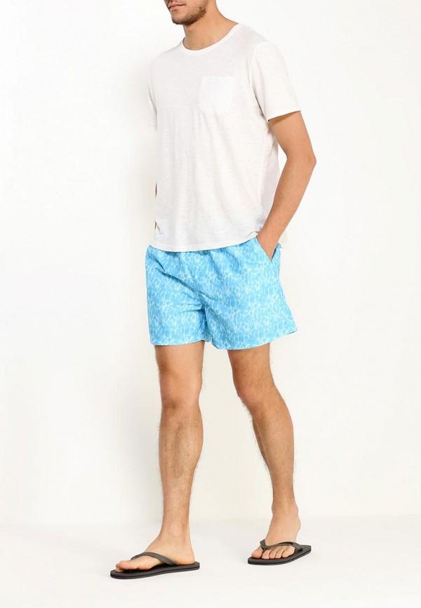 Мужские шорты для плавания Burton Menswear London 88W09IBLU: изображение 2