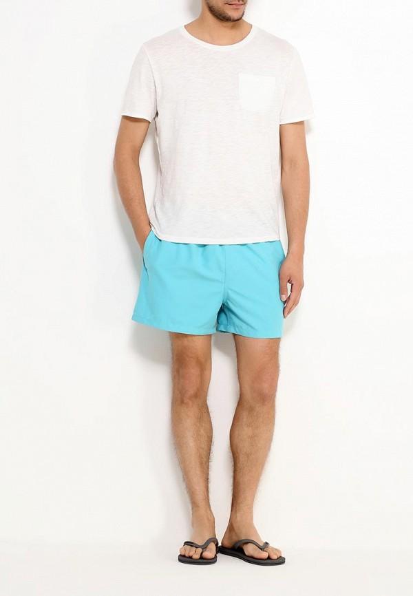 Мужские шорты для плавания Burton Menswear London 88W11IBLU: изображение 2