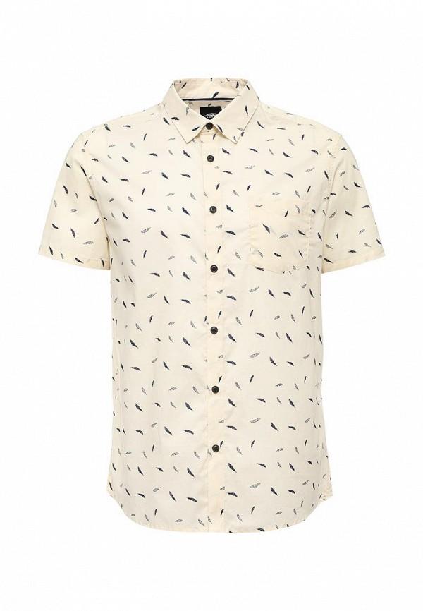 Рубашка с коротким рукавом Burton Menswear London 22P09IWHT: изображение 1
