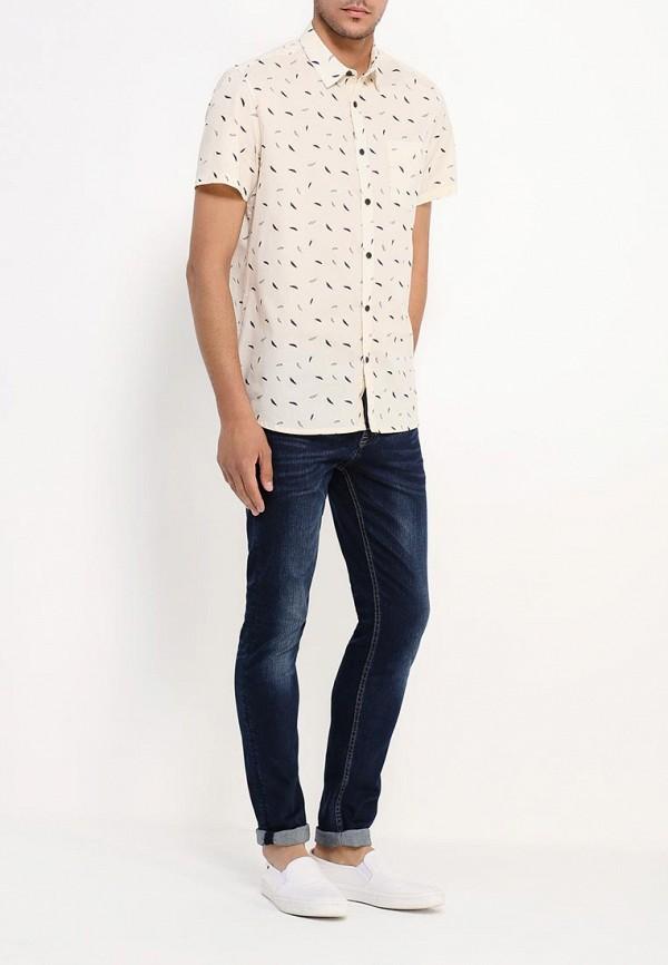 Рубашка с коротким рукавом Burton Menswear London 22P09IWHT: изображение 3