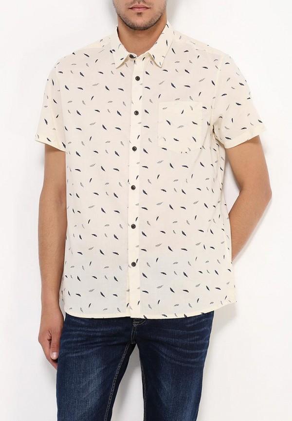 Рубашка с коротким рукавом Burton Menswear London 22P09IWHT: изображение 5