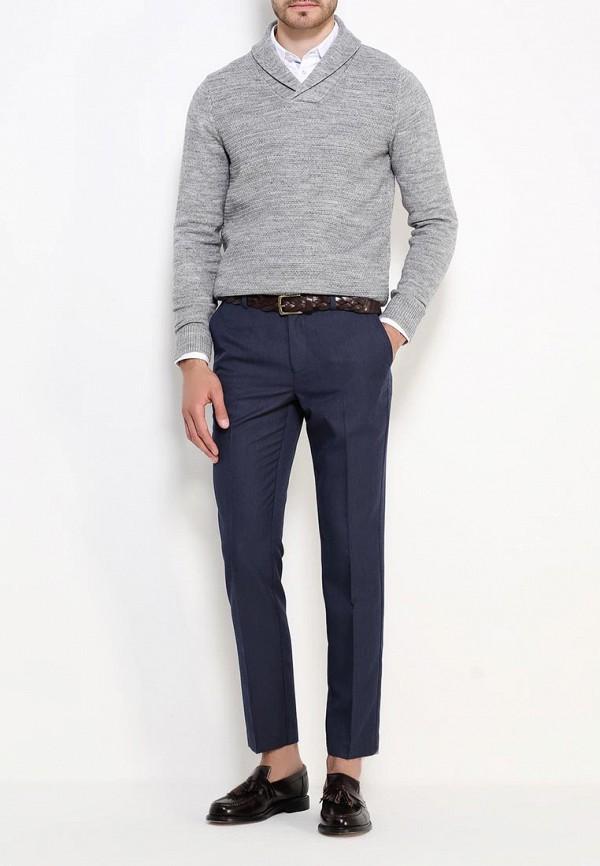 Мужские классические брюки Burton Menswear London 05S03IBLU: изображение 2