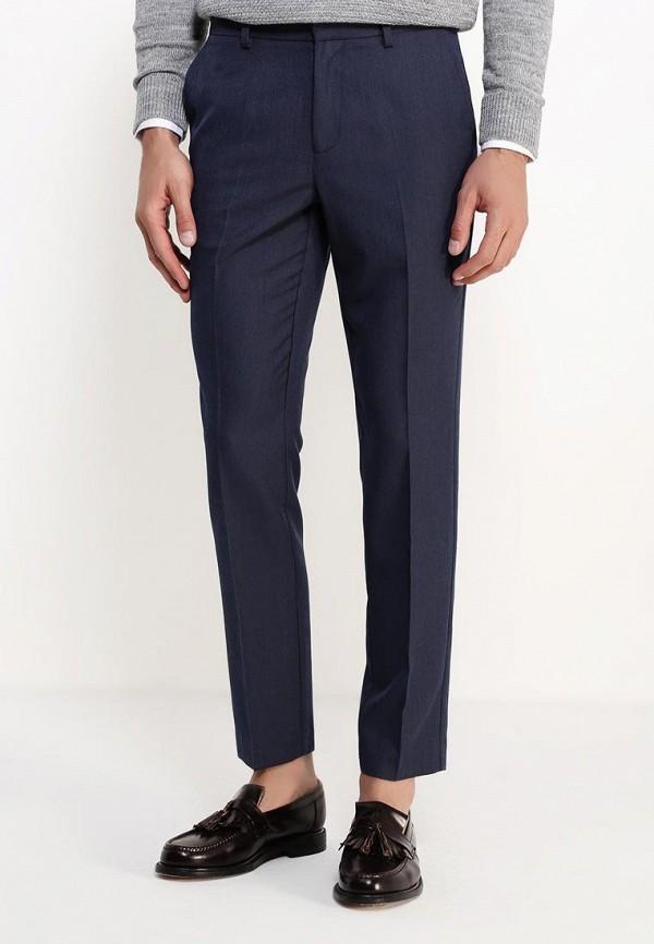 Мужские классические брюки Burton Menswear London 05S03IBLU: изображение 4