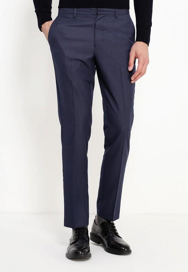 Мужские классические брюки Burton Menswear London 05S03IBLU: изображение 5