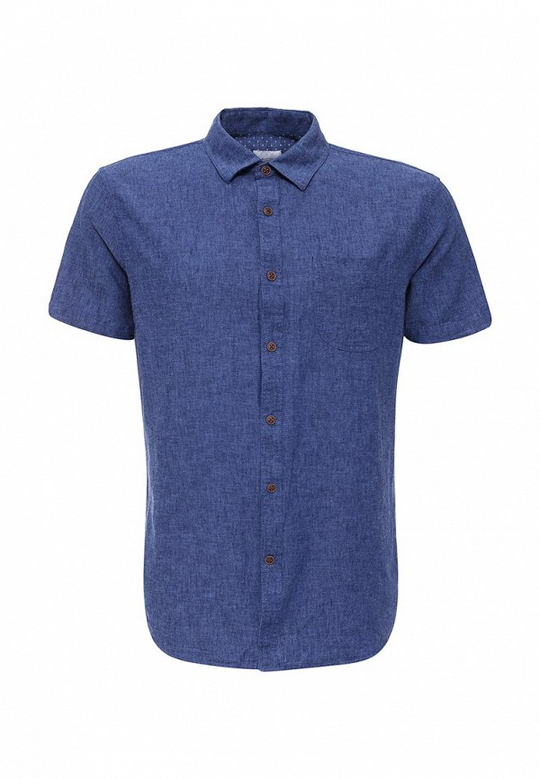Рубашка с коротким рукавом Burton Menswear London 22P11IBLU: изображение 2