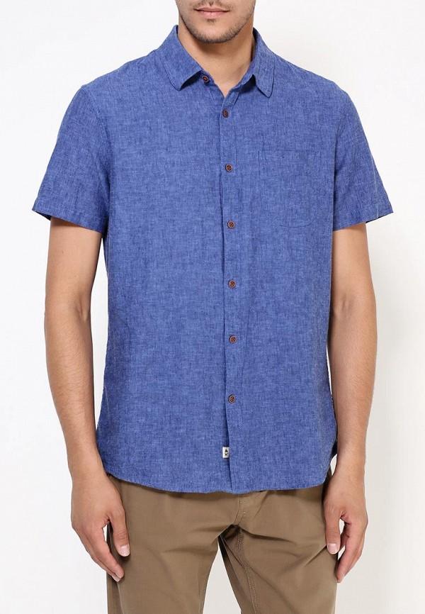 Рубашка с коротким рукавом Burton Menswear London 22P11IBLU: изображение 4