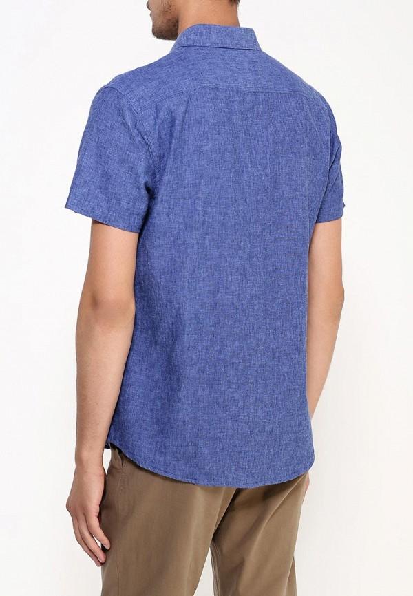 Рубашка с коротким рукавом Burton Menswear London 22P11IBLU: изображение 5