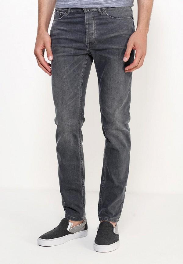 Зауженные джинсы Burton Menswear London 12A08IBLU: изображение 3