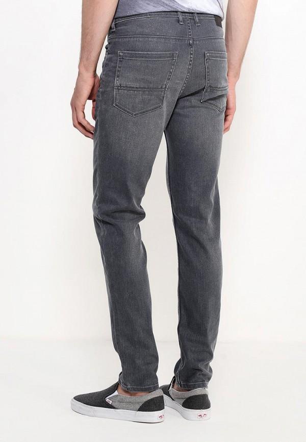 Зауженные джинсы Burton Menswear London 12A08IBLU: изображение 4