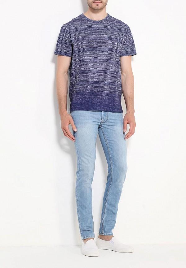 Зауженные джинсы Burton Menswear London 12S30IBLU: изображение 2