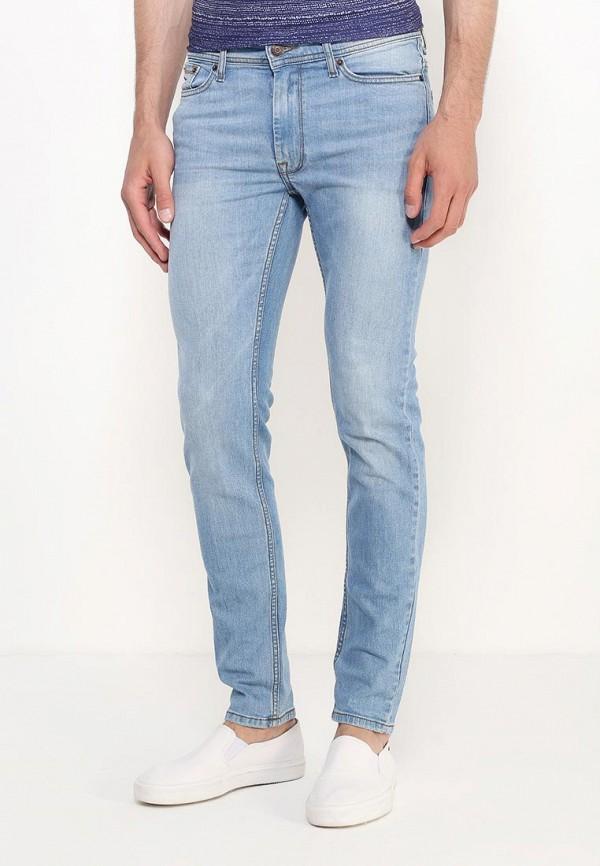 Зауженные джинсы Burton Menswear London 12S30IBLU: изображение 3